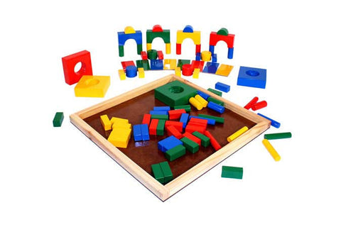 Noddy Blocks - Full Set