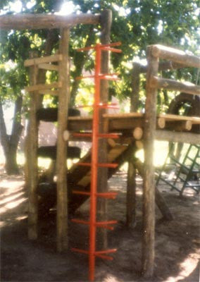 Tree Vertical Climber - 4 Sides - Supply Only