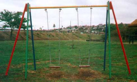 Timber Seat Swings - Double - P & G