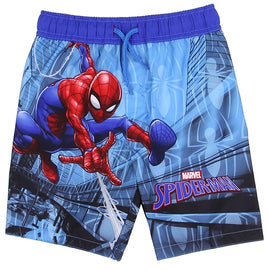 SPIDER-MAN BOYS TODDLER SWIM SHORTS