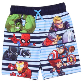 AVENGERS BOYS TODDLER SWIM SHORTS