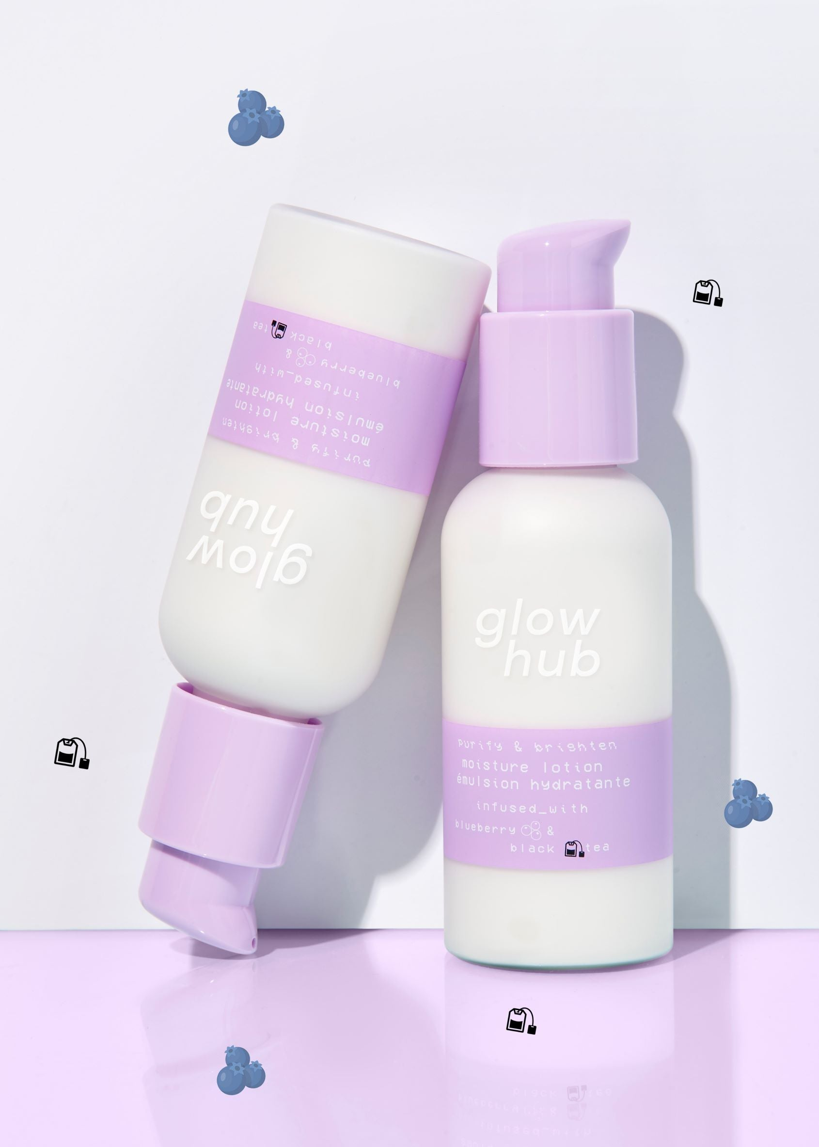 PURIFY & BRIGHTEN MOISTURE LOTION