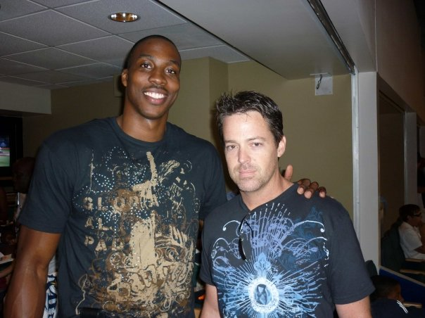Dwight Howard and Sanctify Clothing