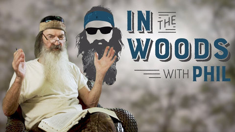 In The Woods with Phil