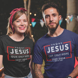 Jesus 2021-2024 And Beyond | T-shirt