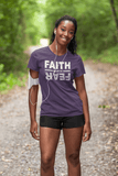 Faith Over Fear Shirt