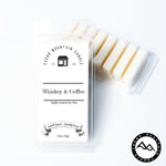 Whiskey & Coffee  - 5.5 oz Wax Melts