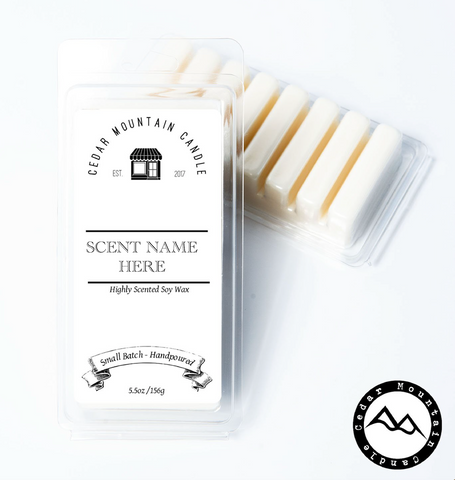 CLEARANCE Scents Wax Melts - 5.5 oz