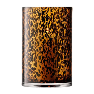 Tortoiseshell Vase 25cm (Instore or Local Drop Of Only)