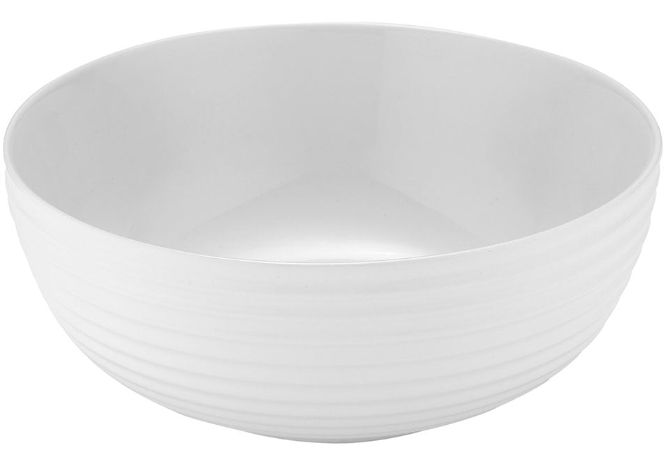 Homestead White 22cm Serving Bowl