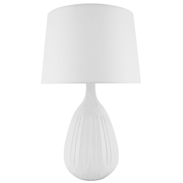 Zia Lamp White