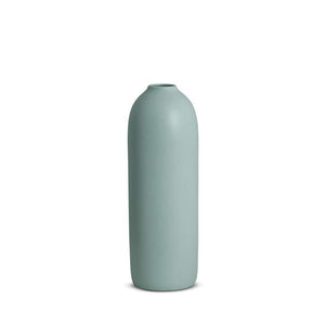 Cocoon Vase, Light Blue, Medium