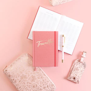 Traveller Mini Travel Journal