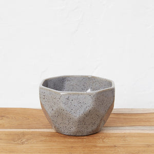 Elin Faceted Bowl