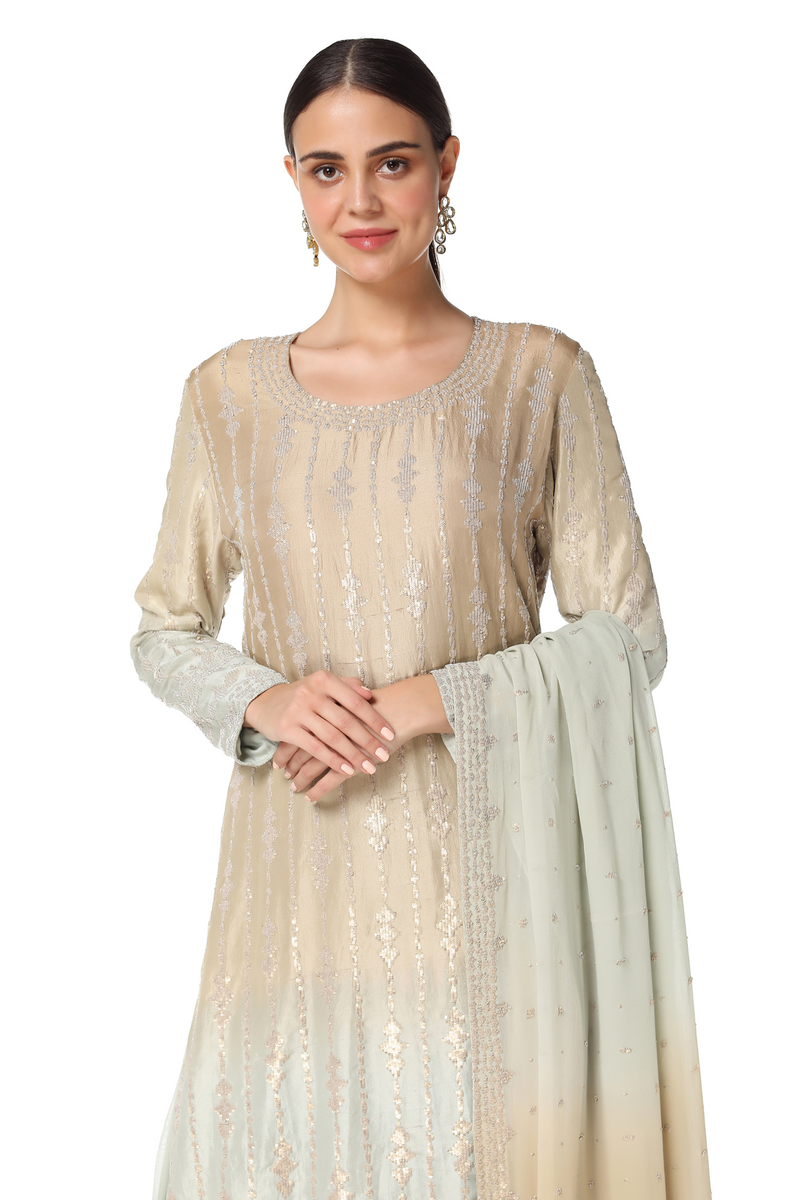 Ayat Kurta Set