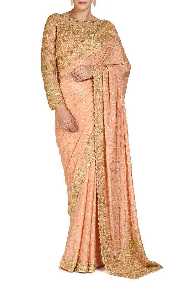 AMANI SAREE SET