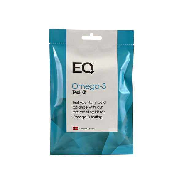 EQ test kit Omega 3