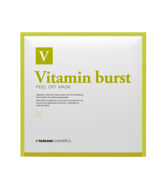 Toskani Vitamin Burst Peel Off Mask