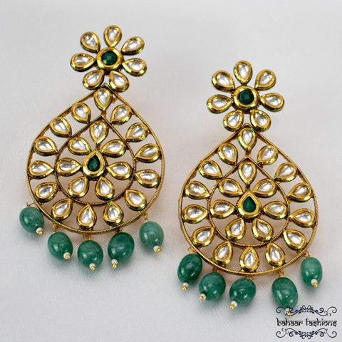 Bahaar Fashions Rubab Earrings