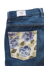 Load image into Gallery viewer, Jogger Style Patched Denim