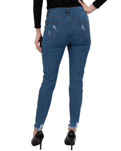 Rodeo High Waisted Skinny Jeans