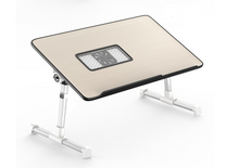 Load image into Gallery viewer, Elevatable Cooling Home laptop desk
