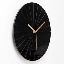 Load image into Gallery viewer, Acrylic solid wall clock (12inch)
