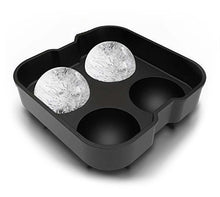 Load image into Gallery viewer, Men's Jumbo 4 Ball Silicone Ice Tray