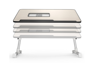 Elevatable Cooling Home laptop desk