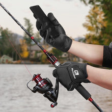 Load image into Gallery viewer, Neoprene Fishing Gloves