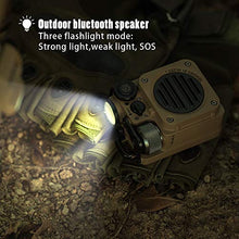 Load image into Gallery viewer, Wild Mini Rugged Outdoor Speaker Built for Beating