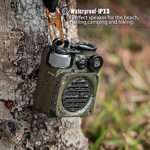 Wild Mini Rugged Outdoor Speaker Built for Beating