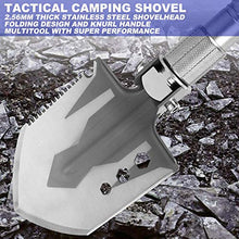 Load image into Gallery viewer, Portable Folding Shovel Survivor Series