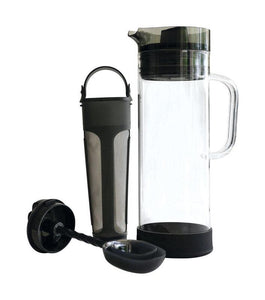 50 oz. Gray Cold Brew Coffee Maker