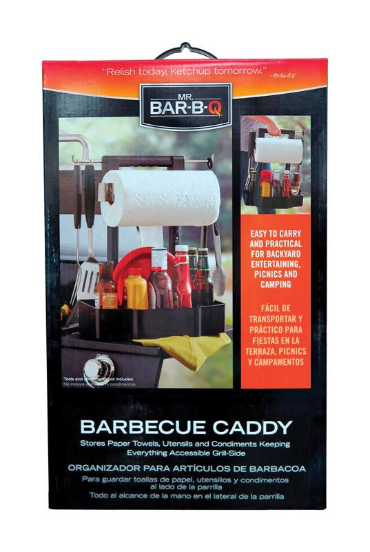 BBQ  Plastic Cooking Caddy