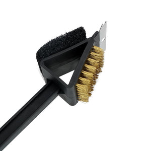 BBQ Cleaning Brush Long Handle