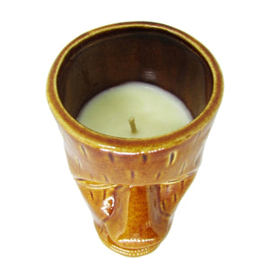 Pele's Punch Mug Candle