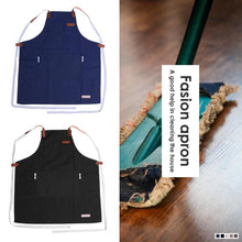 Load image into Gallery viewer, Adjustable Canvas Apron