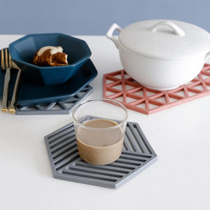 Silicone Coasters & Hot Dish Pads