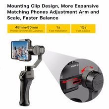 Load image into Gallery viewer, Freevision VILTA-m 3-Axis Handheld Gimbal