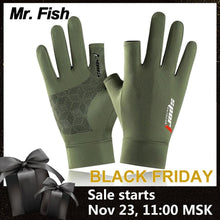 Load image into Gallery viewer, Fishing Gloves Anti-slip