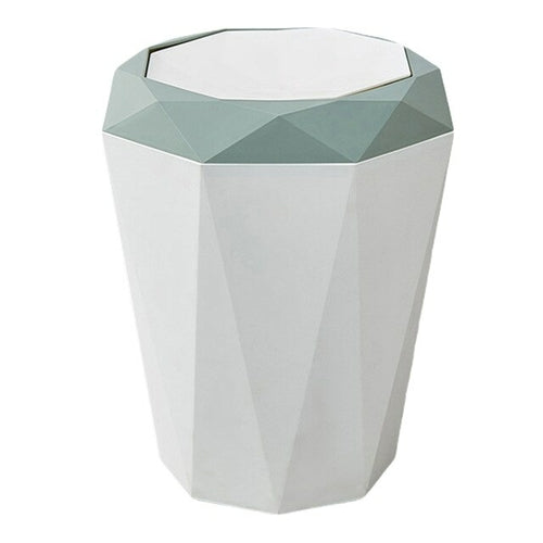 Modern Simple Plastic Waste Tub