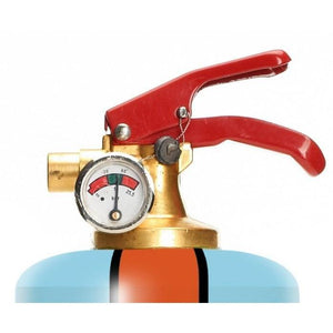 Racing Working Designer Fire Extinguisher