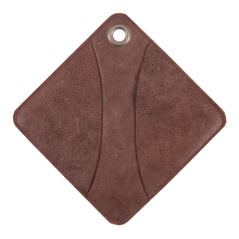"Load image into Gallery viewer, ""The Savage Grip"" Leather Potholder"