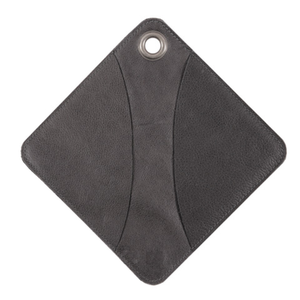 """The Savage Grip"" Leather Potholder"