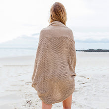 Load image into Gallery viewer, OverSized Sleeved Sweater (blanket sweater)
