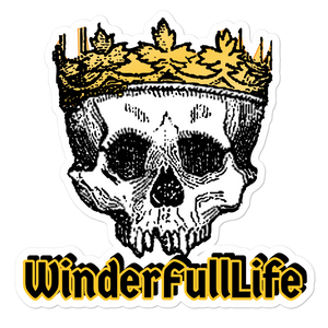 WinderFullLife Bubble-free stickers