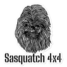 Load image into Gallery viewer, Bronco Sasquatch 4x4 Package Sticker