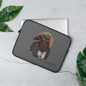 Salty Capt Laptop Sleeve