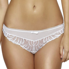 Load image into Gallery viewer, Low Rise Sheer Thong Panty